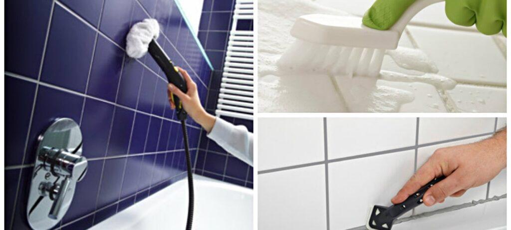 Как избавиться от плесени на герметике в ванной