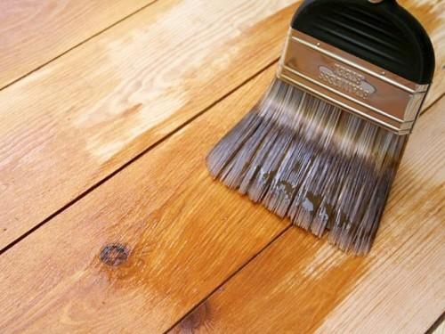 Чем обработать деревянную поверхность от грибка и плесени?