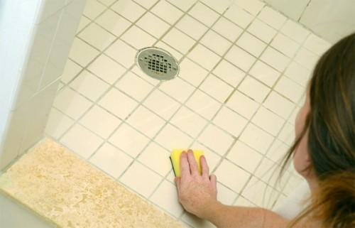 Как избавиться от плесени в ванной комнате?